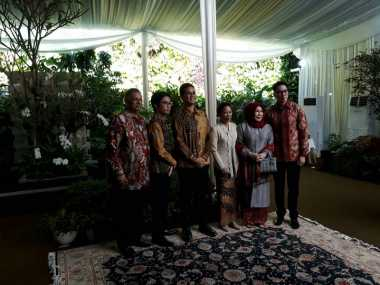 \BUSINESS HITS: Open House Menteri Rini Dipadati Bos BUMN\
