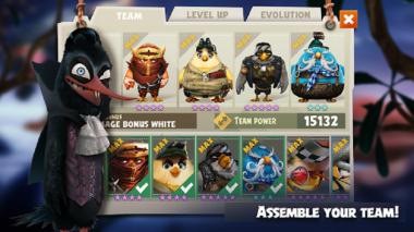 Hasil Kerja Sama, Rovio Hadirkan 'Angry Birds Evolution'