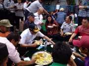 Tinjau Arus Mudik, Menhub Rayakan Lebaran Bersama Sopir di Kampung Rambutan