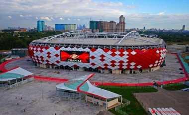 \Jadi Tuan Rumah Piala Dunia 2018, Rusia Bangun 4 Stadion Canggih   \