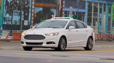 Ford Tunjukkan Perkembangan Teknologi Otonom