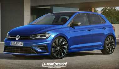 Konsep Modifikasi Visual untuk Volkswagen Polo Terbaru