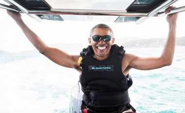 \Kedatangan Obama ke Bali Tak Beri Pengaruh Besar seperti Raja Salman   \