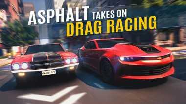 Asphalt Luncurkan Seri Terbaru, Tersedia Gratis di Android dan iOS