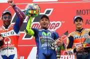 Raih Kemenangan di Assen, Rossi: Peluang Juara Dunia Kembali Terbuka