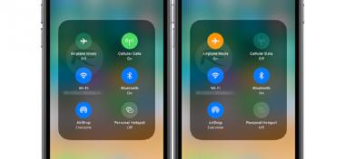 Bluetooth dan Wifi Tetap Aktif saat Mode Pesawat pada iOS 11