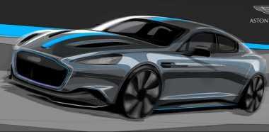 Diperkenalkan 2015, Mobil Listrik Aston Martin Segera Diproduksi