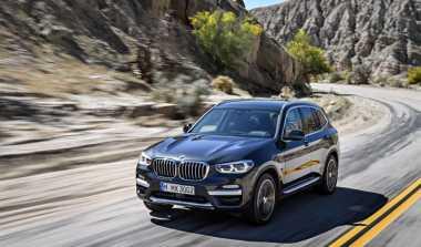 BMW Resmi Memperkenalkan SUV X3 Terbaru