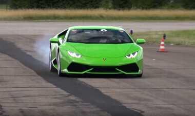 Modifikasi Lamborghini Huracan, Tenaganya Tembus 1.000 Hp