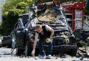 Bom Mobil Tewaskan Kolonel Intelijen Militer Ukraina