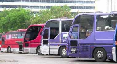 \Kemenhub Minta Bus Dicek Maksimal Sebelum Arus Balik\