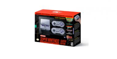 Nintendo Segera Rilis Nintendo Super NES Classic