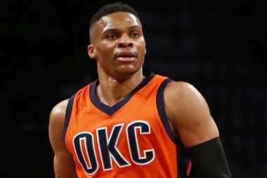 Miliki Talenta Hebat, Westbrook Terpilih sebagai Pemain Terbaik NBA 2016-2017