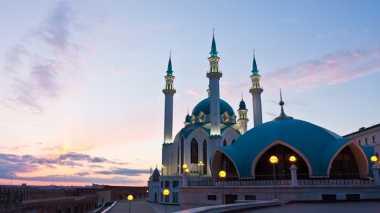 \10 Masjid Terbesar dengan Arsitektur Indah di Dunia\
