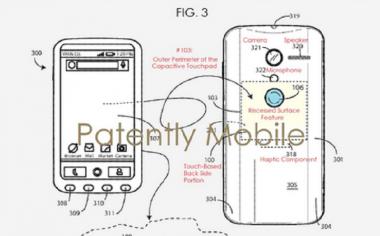 Smartphone Google Terbaru Akan Miliki Touchpad?