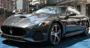 Wajah Baru Maserati GranTurismo