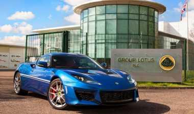 TOP AUTOS: Setengah Saham Dibeli Geely, Markas Lotus Tetap di Inggris