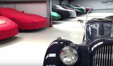 Tempat Parkir Mobil Mewah Punya Fasilitas Mirip Hotel Bintang Lima