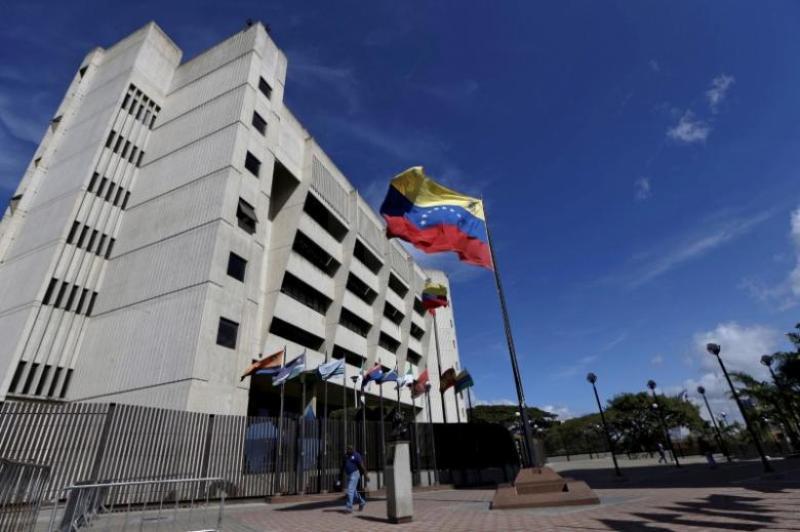 Gedung MA Venezuela Dilempar Granat dari Helikopter Polisi