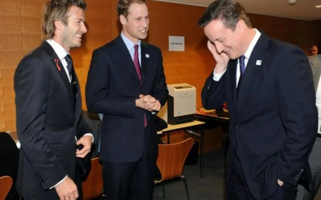 Pangeran William Terseret Skandal Pemilihan Tuan Rumah Piala Dunia