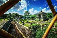 SHARE LOC: Candi Banyunibo, Situs Tersembunyi di Tengah Sawah Kota Gudeg