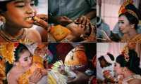 Uniknya Ritual Paska Menstruasi Pertama untuk Gadis Bali