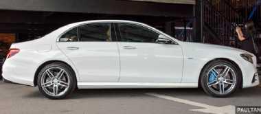 Pertama Kalinya, Mercedes Benz Indonesia Bakal Bawa Mobil Plug in Hybrid