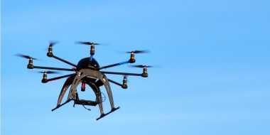 Wow! Ternyata Drone Bisa Bantu Pecahkan Kasus Kriminal
