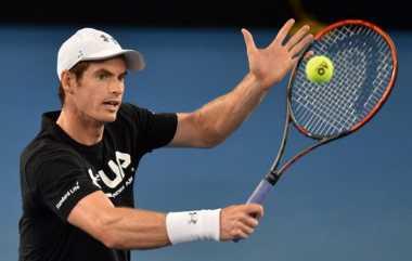 Serius Bangun Karier di Tenis, Andy Murray Kini Rindu Bermain Sepakbola