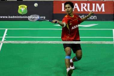 Kalahkan Setyaldi, Alamsyah Pastikan Tiket Semifinal Sirnas Jawa Barat Open 2017