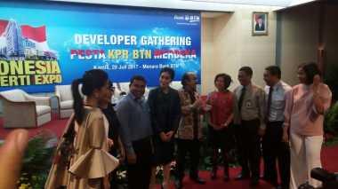 \Wih, BTN Incar Penjualan Rp5 Triliun dari Indonesia Properti Expo\