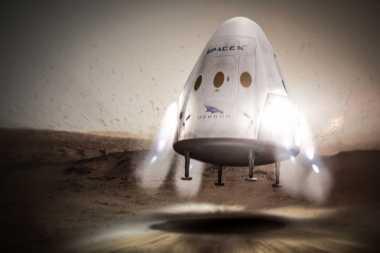 Ada Masalah Keamanan di Pesawat Luar Angkasa, Elon Musk: SpaceX Harus Tunda Misi ke Mars