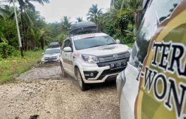Cerita Pengalaman Menyiksa Terios di Maluku Utara