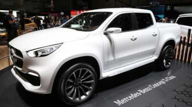 Pikap Mewah Mercedes Benz X Class Mungkin Masuk Indonesia