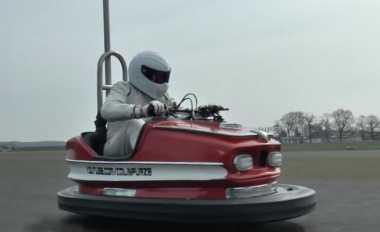 Ini Dia Bumper Car Tercepat di Dunia, Pakai Mesin Honda CBR600