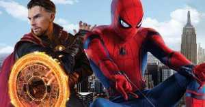 FOTO: Adegan Tempur Spider-Man dan Doctor Strange di <i>Infinity War</i> Bocor