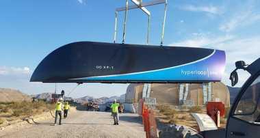 Proyek 'Hyperloop' Elon Musk Dapat Persetujuan Pemerintah Amerika Serikat, Kok Bisa?