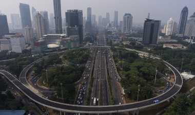 \BUSINESS HITS: Siap-Siap! Uji Coba Simpang Susun Semanggi Mulai 29 Juli\