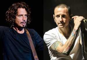 Sama-Sama Gantung Diri, Chester Bennington Meninggal di Hari Ulang Tahun Chris Cornell