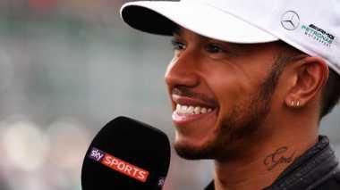 Percaya Diri di GP 2017, Hamilton: Saya Fokus Raih Gelar Juara yang Keempat!