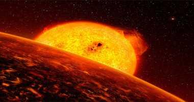 Aneh! 5 Fenomena Ini Hanya Terjadi di Luar Bumi