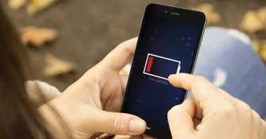 Techno of The Week: Rupanya Isi Ulang Baterai Smartphone Tidak Boleh Full, Kenapa?