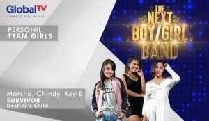 The Next Boy/Girl Band Indonesia: Melly Goeslaw Anggap Chindy Lebih Layak Bersolo Karier
