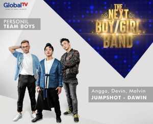 Tampil Dibawah Ekspektasi Juri, Angga Tersingkir dari The Next Boy/Girl Band