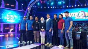 Gelar Program <i>Game Show</i>, MNCTV Siapkan Hadiah Rp100 Juta lewat <i>Minute To Win It Indonesia</i>