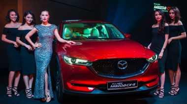 Meluncur di Singapura, Harga Mazda CX-5 Tembus Rp1,4 Miliar