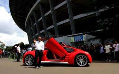 Proyek Mobil Listrik di Indonesia Sudah Ada sejak 1997