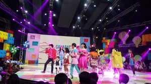 Sambut Hari Anak Nasional, MNCTV Gelar Konser Anak Ceria