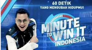 Jadi Sejarah Dalam Kariernya, Andhika Pratama Bangga <i>Ngehost</i> di Minute To Win It Indonesia