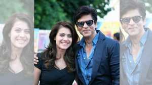 Film <i>Dilwale</i> Bikin Shahrukh Khan Sulit Lupakan Kajol